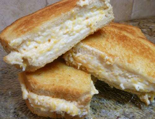 Grillicious Cheese Sandwiches