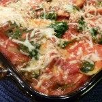 How I got out of a dinner rut, plus a ravioli bake!