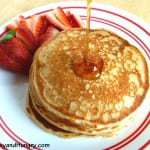 Lemon Yogurt Pancakes 3
