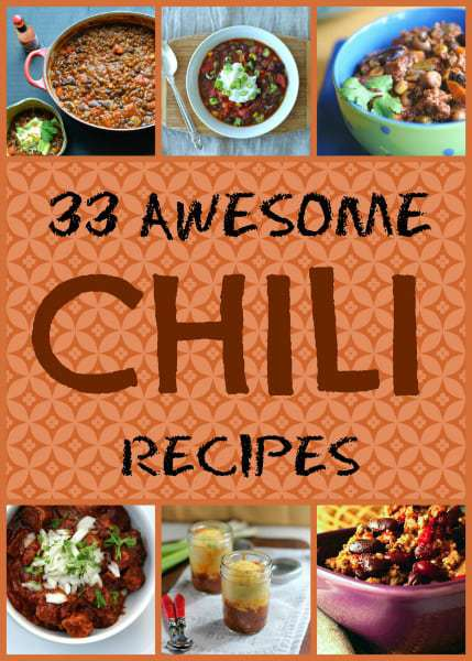 33 awesome chili recipes 600 tall