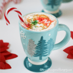 Spiked Butterscotch Hot Chocolate for #ChristmasWeek and a #Freund Giveaway!