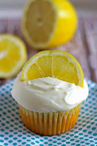 340 bakes me happy lemon cupcakes