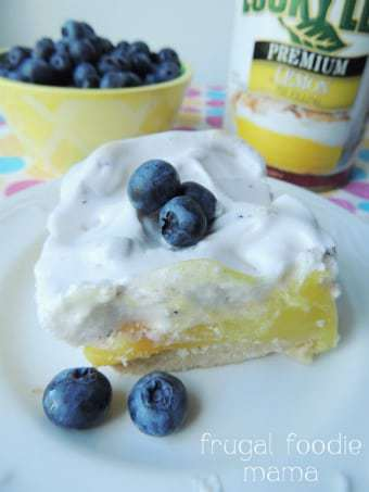 340 frugal foodie mama lemon meringue bars