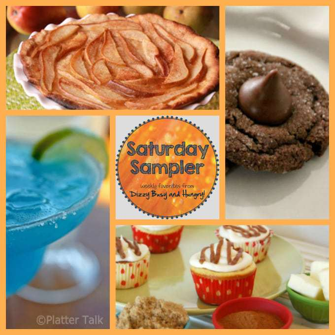 Saturday Sampler 11 from DizzyBusyandHungry.com