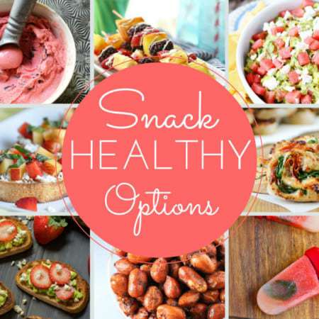 15 Healthy Snack Options