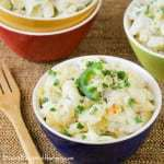 Jalapeno Artichoke Mac and Cheese