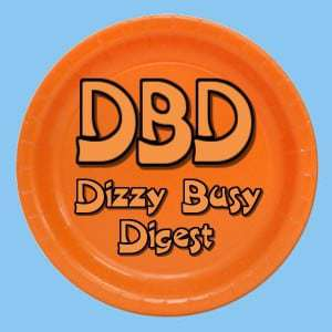 Dizzy Busy Digest 13 April 2013 – Celebrating Grilled Cheese!