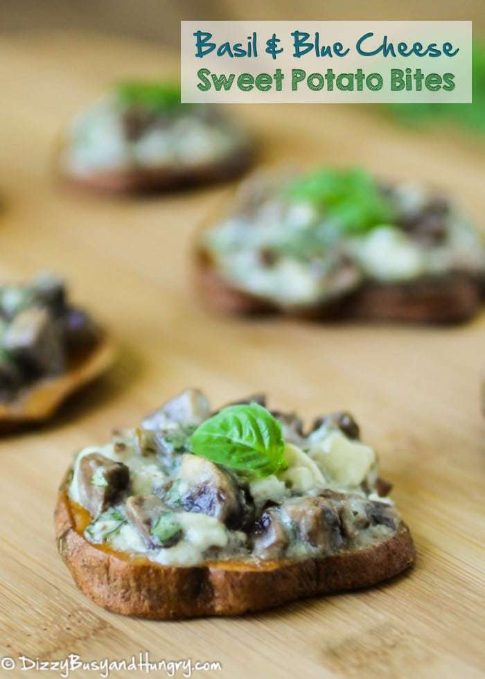 These appetizers are super-easy to make, but your guests will be impressed with the fancy presentation and amazing flavor!