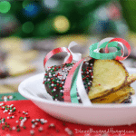 Chocolate Dipped Baked Potato Chips for #ChristmasWeek and a #Freund giveaway!