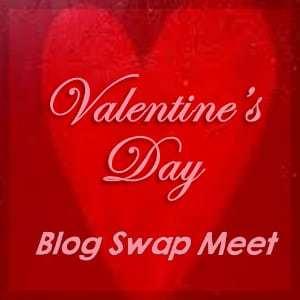 Cherry Chocolate Lava Cake – February Blog Swap Meet