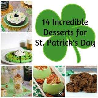 St. Patrick's Day Dessert Roundup