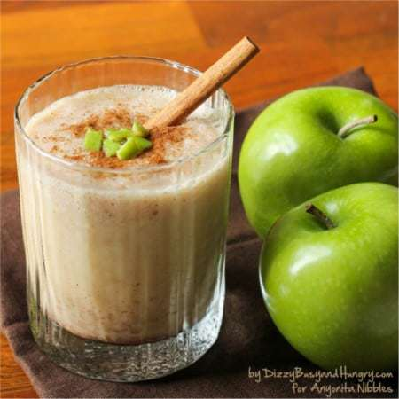 Apple Cider Smoothie