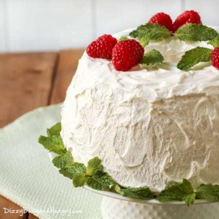 Mom's Refrigerator Cake