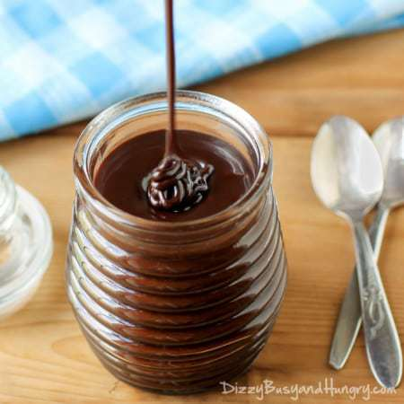 Best Homemade Chocolate Sauce