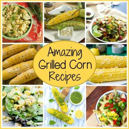 Amazing Grilled Corn Recipes