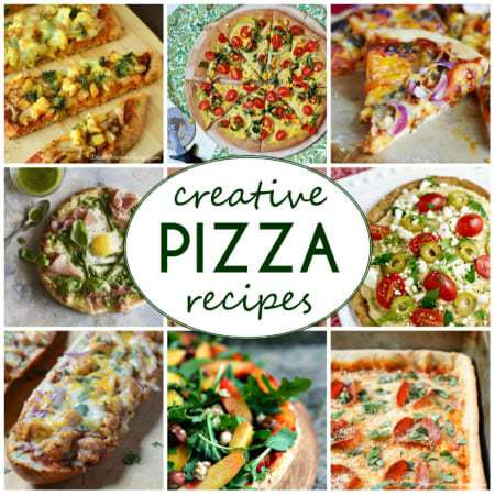 35 Creative Pizza Recipes