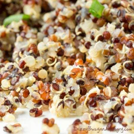 Slow Cooker Quinoa