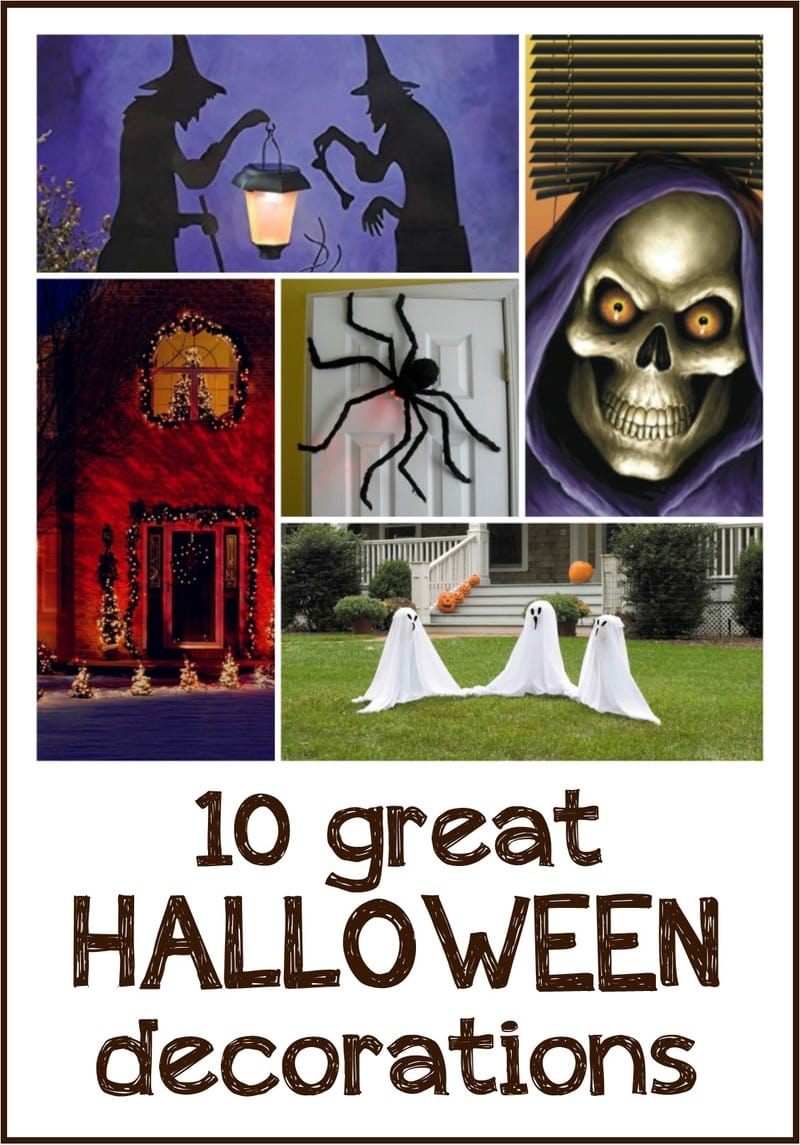 Halloween decorations that you can make at home 12 for Halloween decorations you can make at home